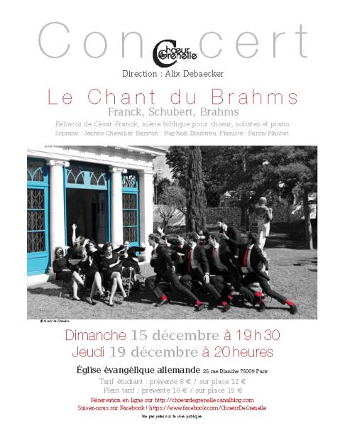 Chant du Brahms