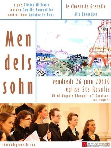 Mendelsohn - Saint Rosalie