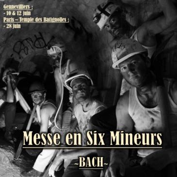 « Messe en Si Mineur » – Concert le mardi 28 juin 2016