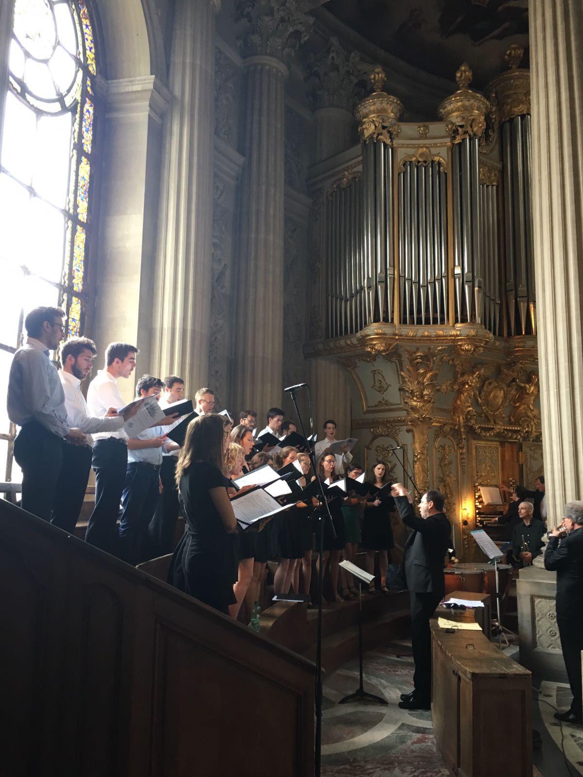 Chapelle Royale de Versailles – 2017