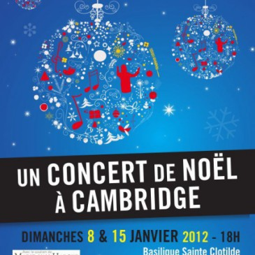 "Concert "" Un Noël à Cambridge """